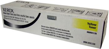 Тонер картридж Xerox WC7228/35/45/C2128/2626/3545 Yellow