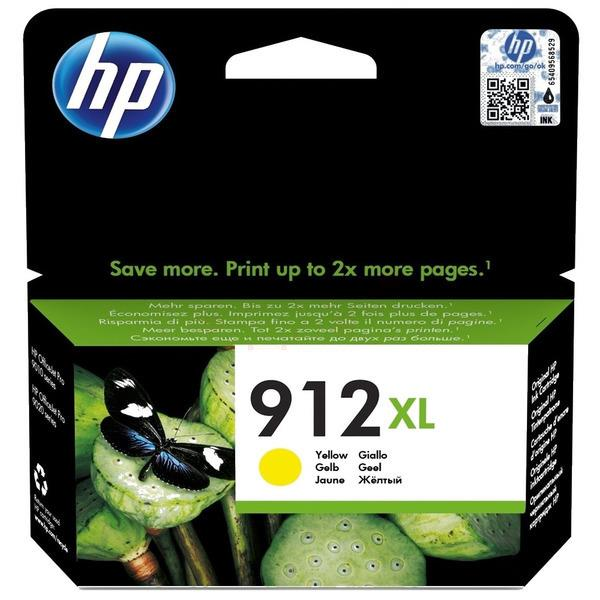 Картридж HP No.912XL OJ 8014/8015/8022/8023/8024/8025 High Yield Yellow