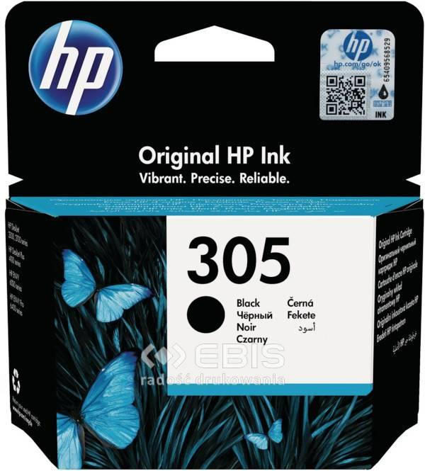 Картридж HP No.305 DJ 2320/2710/2720/4120 black