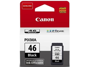 Картридж Canon PG-46 PIXMA Ink Efficiency E404 Black