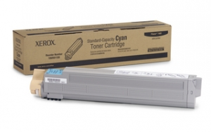 Тонер картридж Xerox PH7400 Cyan