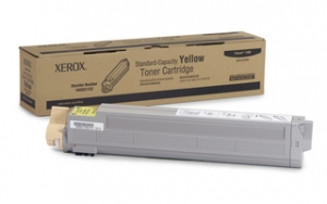 Тонер картридж Xerox PH7400 Yellow