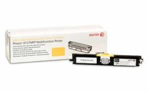 Тонер картридж Xerox PH 6121MFP Yellow