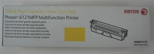 Тонер картридж Xerox PH 6121MFP Yellow (Max)
