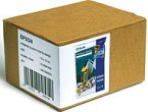 Бумага Epson 100mmx150mm Premium Glossy Photo Paper, 500л.